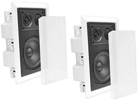 Pyle PDIW87 Ceiling Wall Mount Enclosed Speaker
