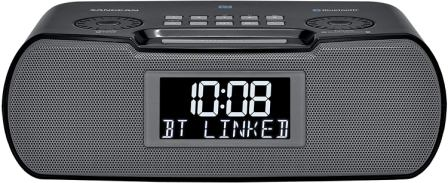 Sangean RCR 20FM-RDS Digital Turning Clock Radio