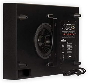 Theater Solutions SUB8SM Slim Subwoofer