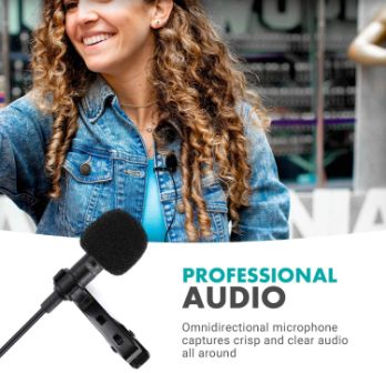 Top 15 Best Budget Wireless Lavalier Microphone Systems in 2020
