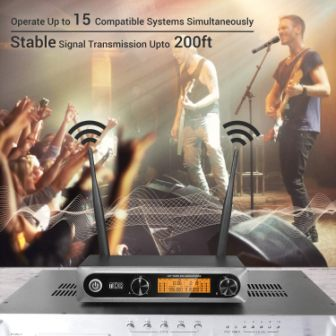Top 15 Best Wireless Microphone Systems in 2020