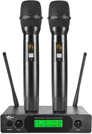 VeGue UHF Wireless Microphone