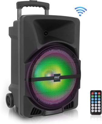 Wireless Portable PA Speaker system (Top-pick product)