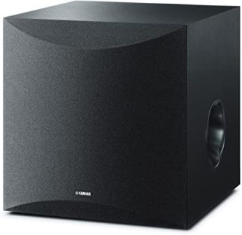 Yamaha 10″ 100W Powered Subwoofer (NS-SW100BL)
