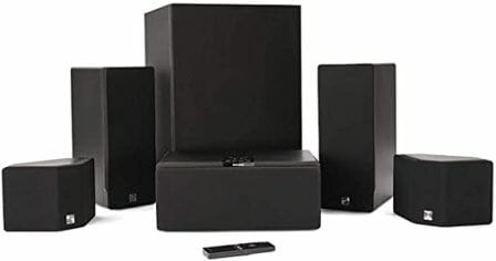 Enclave Audio CineHome HD 5.1 Home Theater System