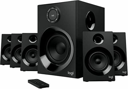 Logitech Z606 5.1 Surround Sound System