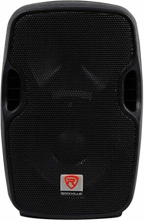 Rockville BPA8 8″ Professional Powered Active Speakers