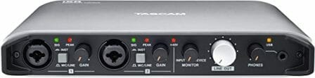 Tascam iXR USB Audio Recording Interface