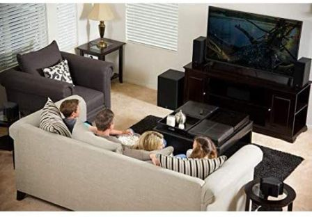 Top 15 Best Home Theater Systems in 2020