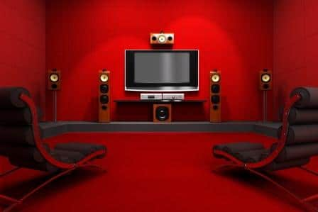 13.1 Surround Sound System