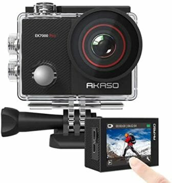 AKASO EK7000 4k Action Camera