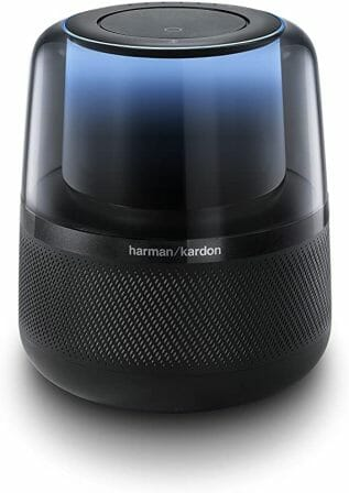 Harman Kardon Allure Voice-Activated Home Speaker (Renewed)
