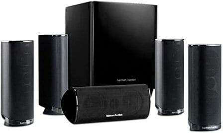 Harman Kardon Newest 5.1 Channel Home Theater Speaker