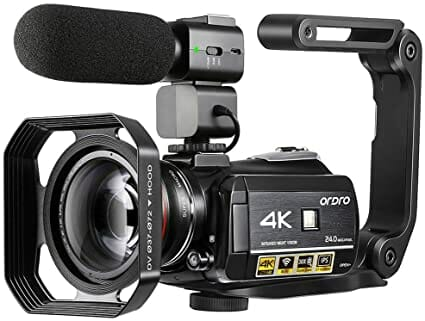 ORDRO AC3 Camcorder