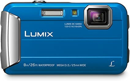 Panasonic LUMIX DMC-TS30A Waterproof Digital Camera
