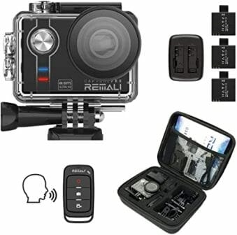 REMALI CapturePro Action Camera