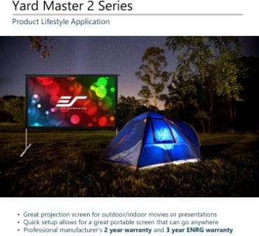 Top 15 Best Projector Screens with Stand - Full Guide & Reviews for 2020