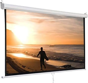 Super Deal 120 Inch Projector Screen