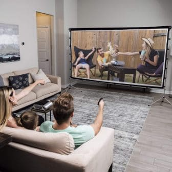 Top 15 Best Projector Screens 120 Inch - Complete & Reviews for 2020