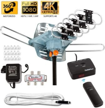 Five Star HDTV 150-mile TV Antenna
