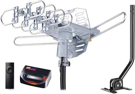 pingbingding PBD WA-2608 Digital 150-Mile TV Antenna